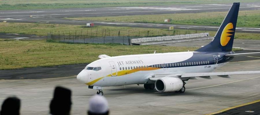 Emergency Landing of Jet Airways Hyderabad saved many lives
