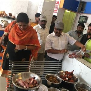 GHMC fined a Star Hotel for using unstamped meat
