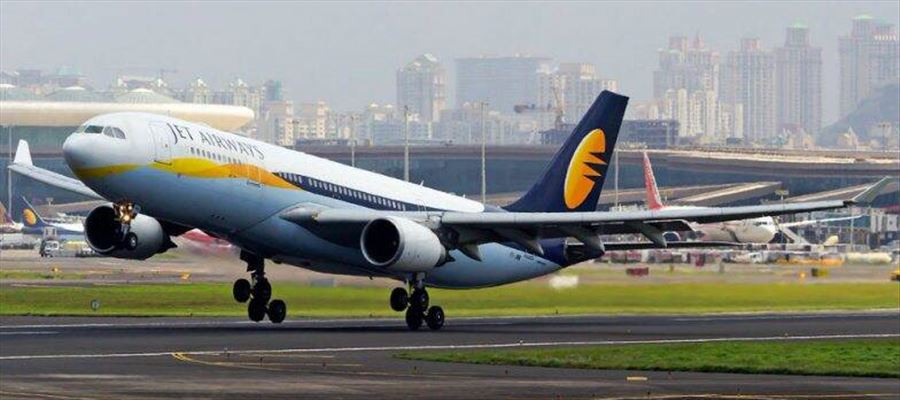 Why Jet Airways CEO resigned immediately?