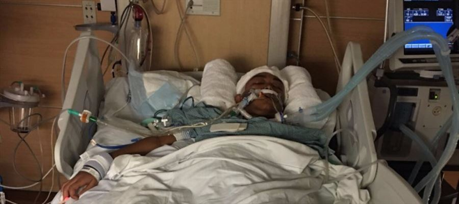 Fund is being Raised for Hyderabad girl who faced an accident in New York