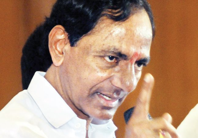 KCR did not see a doctor for 52 years