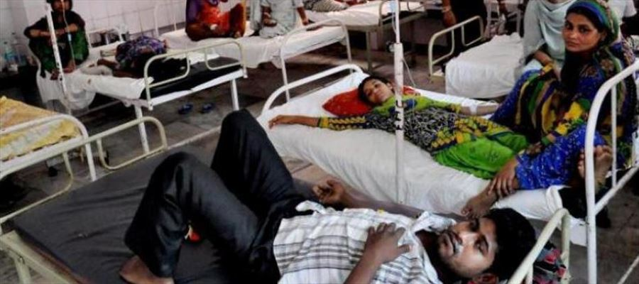 Why Kerala people affected by fever and deaths??