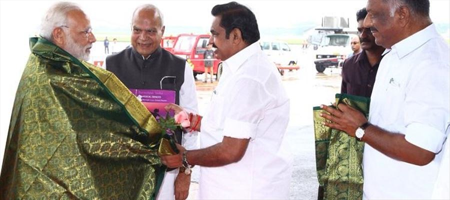 Will Modi provide 1500 Crores to Tamil Nadu as relief funds?