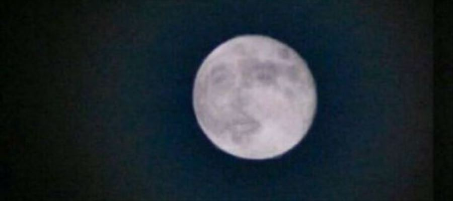 Baba's Face seen on Moon - Coonoor People are Shocked