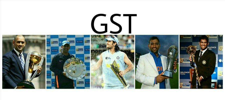 Just in case, IF YOU DON'T UNDERSTAND GST, THIS MS DHONI PHOTO WILL CLEARLY EXPLAIN