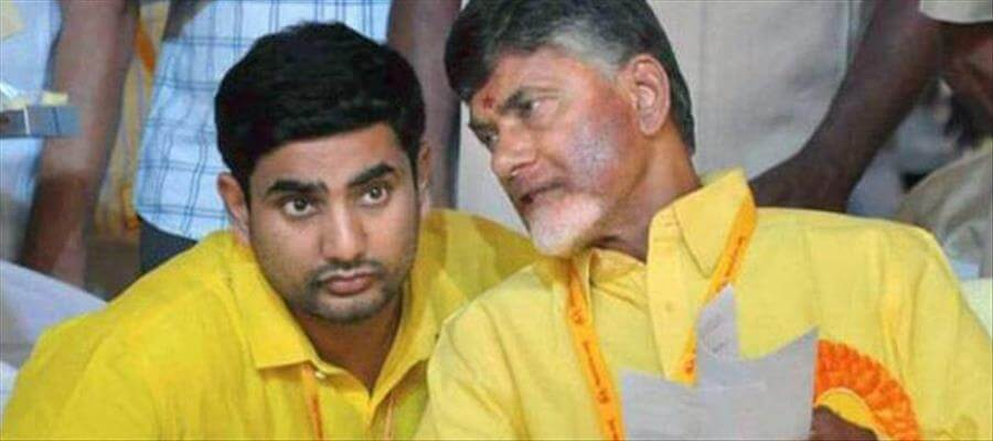 Important position is given by Chandrababu Naidu to Lokesh