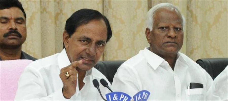 K Chandrashekhar Rao decided to supply 24 hour quality and uninterrupted power to agricultural sector