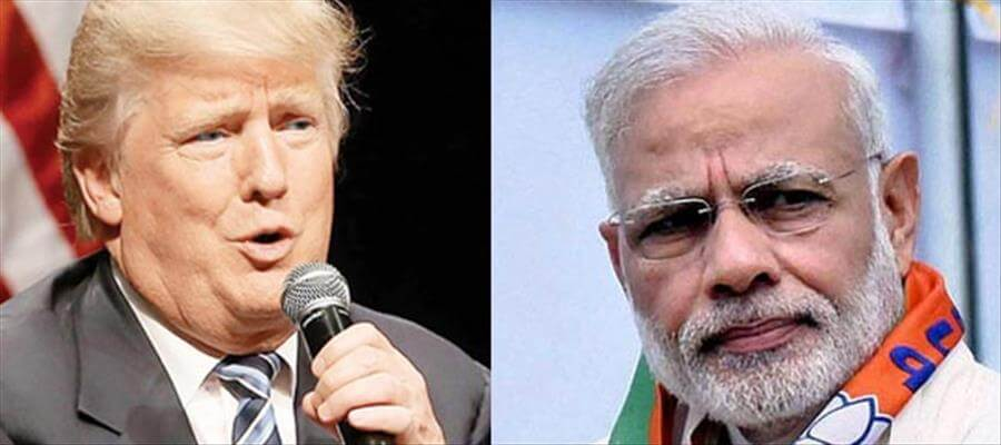 Modi to meet Trump this month!!