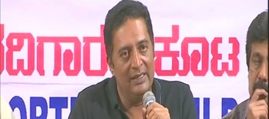 If Film actors became Politicians, it is a total disaster for my country says Prakash Raj
