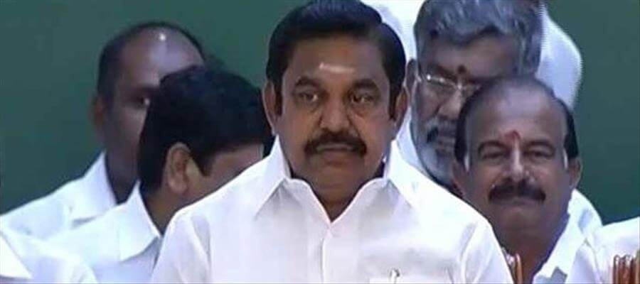 Tamil Nadu CM Edappadi announced Smart Classrooms for 3090 schools
