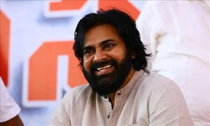 Pawan Kalyan Performed Homam for His Victory