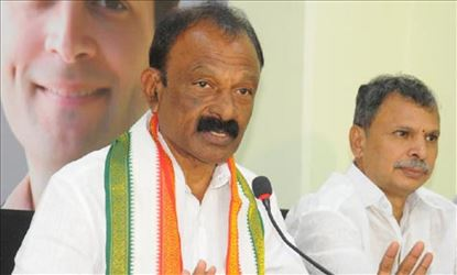 Congress Becomes Headless in Andhra Pradesh