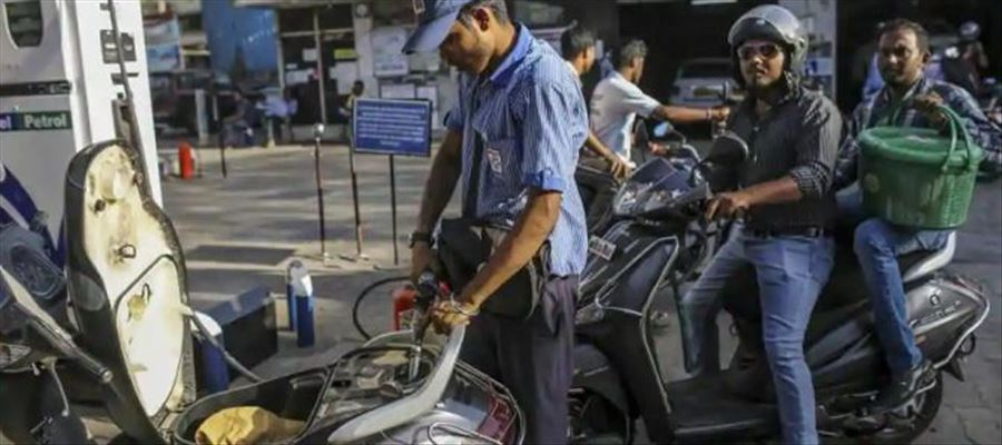 Petrol Price hiked to Rs.91