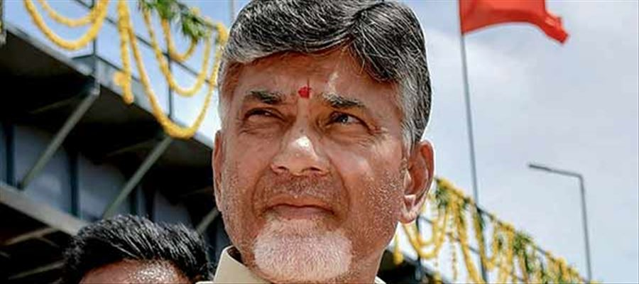 """We will bring Non-Confidence Motion against BJP..."" says Mr. Chandrababu Naidu"