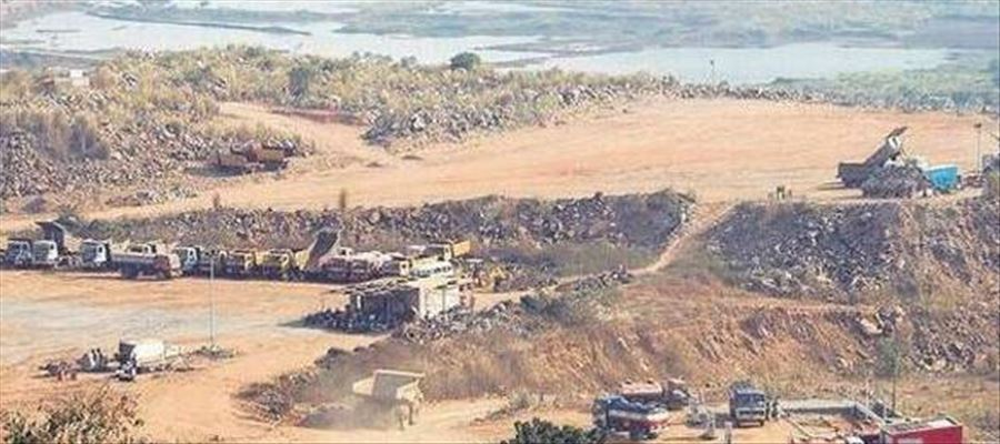 BJP leaders pin hopes on Gadkaris visit to Polavaram
