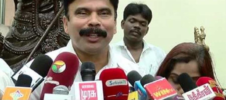 A Cheating case filed against 'Power Star'