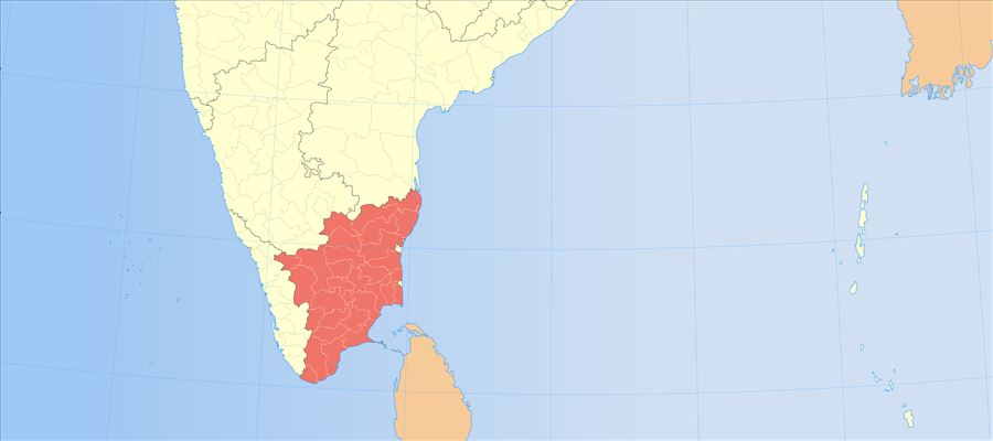 Tamilnadu stands in 15th position in Business Reforms Action List