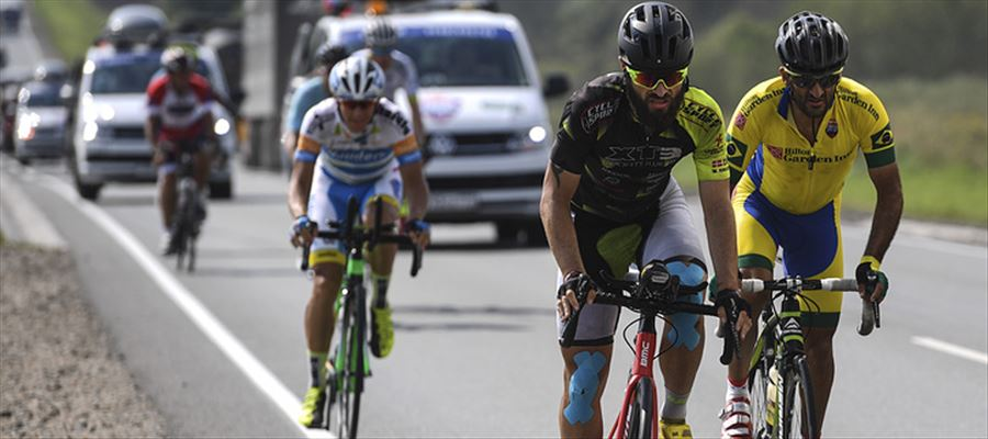 World's Longest Bicycle Race commenced from Moscow, covering 260 Kms to 1372 Kms