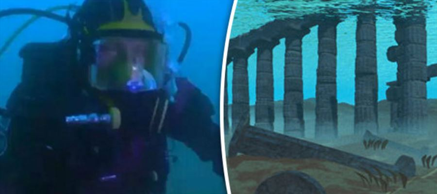 Conspiracy theorists finally found lost city Atlantis using Google Earth