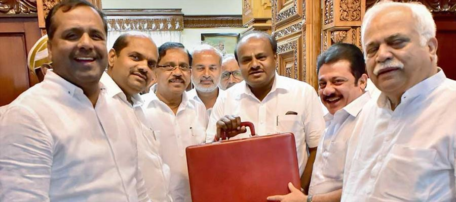 Will Karnataka Government's Budget be beneficiary for the people?