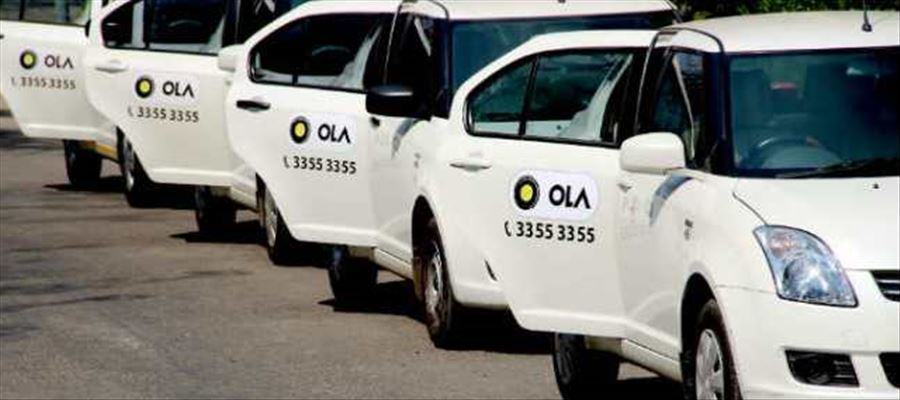 Ola Driver misbehaved with woman by ogling to give her phone number