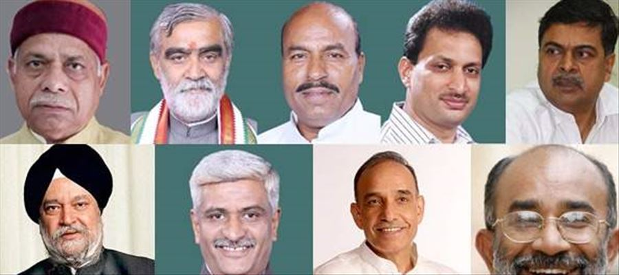 Union Cabinet has no place for Telugu people