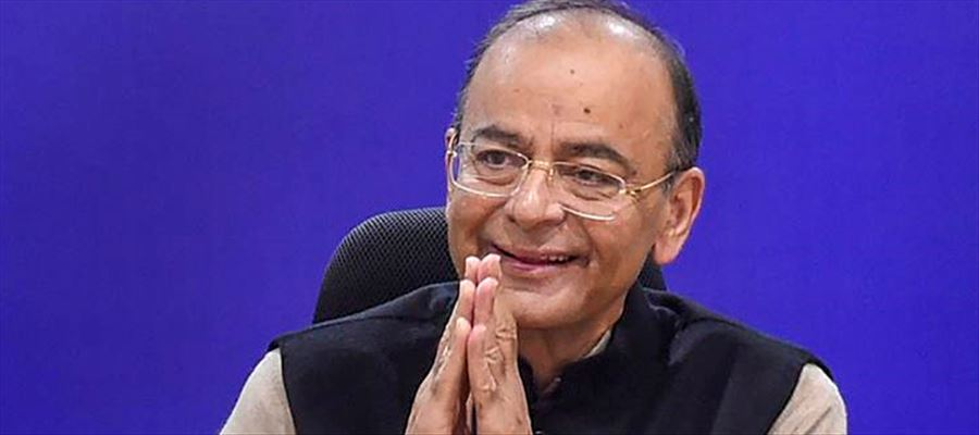 Arun Jaitley back from New York after his treatment