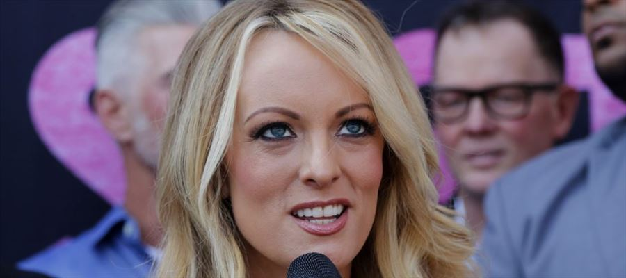 Stormy Daniels arrested while performing an act at Strip Club