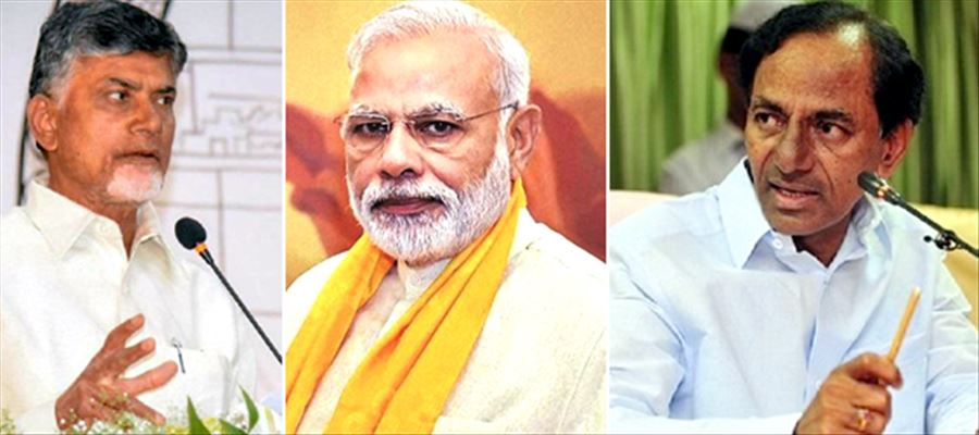 Why PM said KCR as Matured & Chandrababu Naidu as Immatured Leader?
