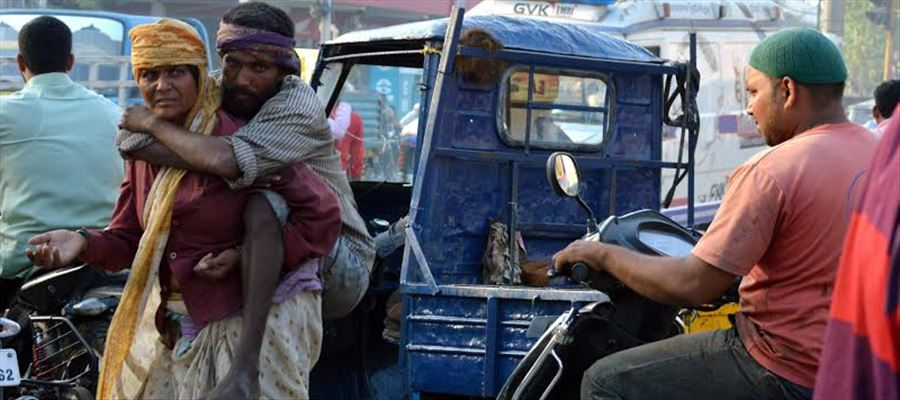 Hyderabad's initiative to rehabilitate beggars