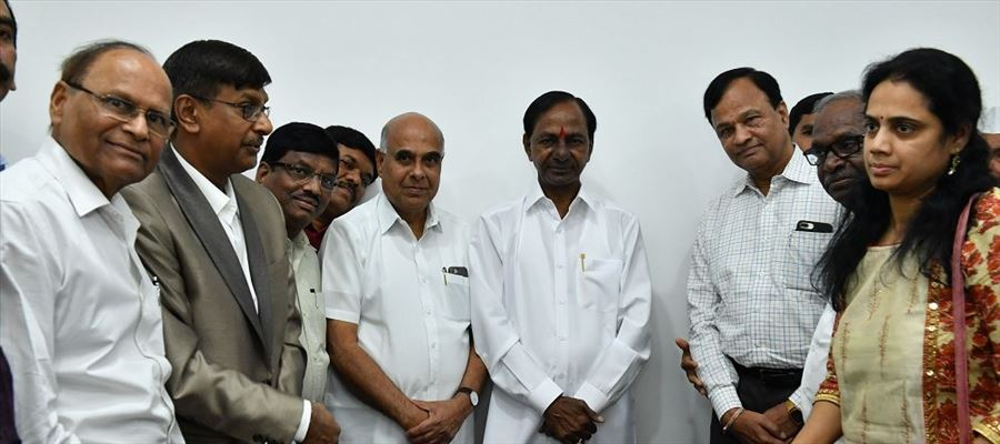 Telangana, First state in India supplying round the clock power in all sectors
