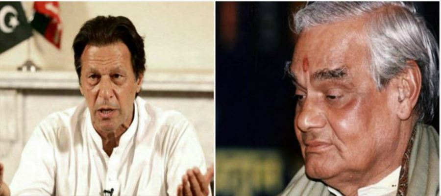 Imran Khan extends sympathies to people of India in grief for Vajpayee