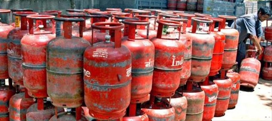 Oil marketing companies (OMCs) revised rates of LPG and jet fuel