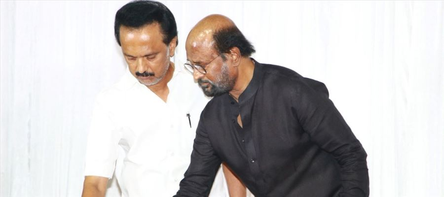 "Rajnikanth lashes out at Tamil Nadu Chief minister - ""You are not MGR or Jayalalitha..."""