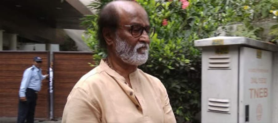 Rajinikanth says Resigning from CM is never a solution - Is he supporting ADMK?