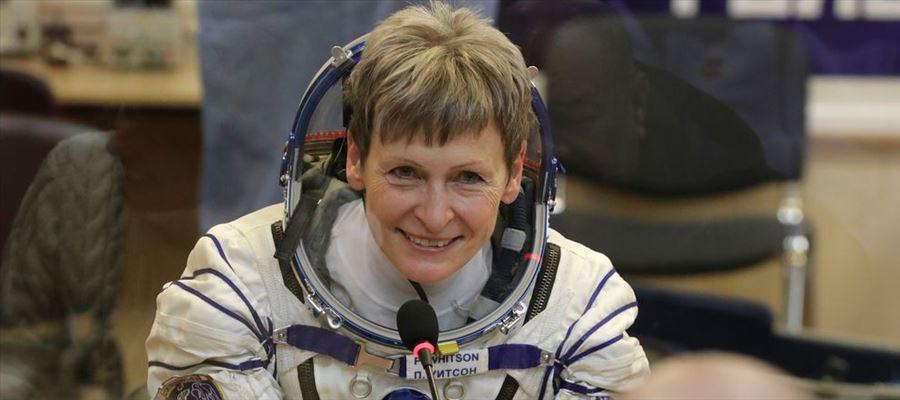 NASA Administrator Jim Bridenstine called Whitson an inspiration