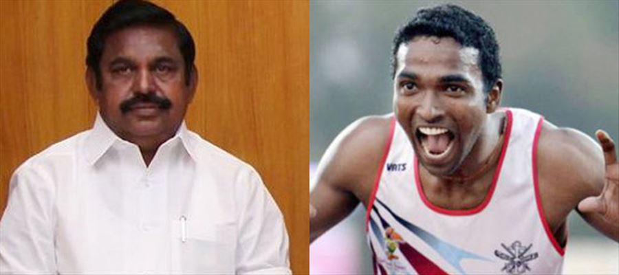 TN Govt announced cash incentive to sportspersons in international events