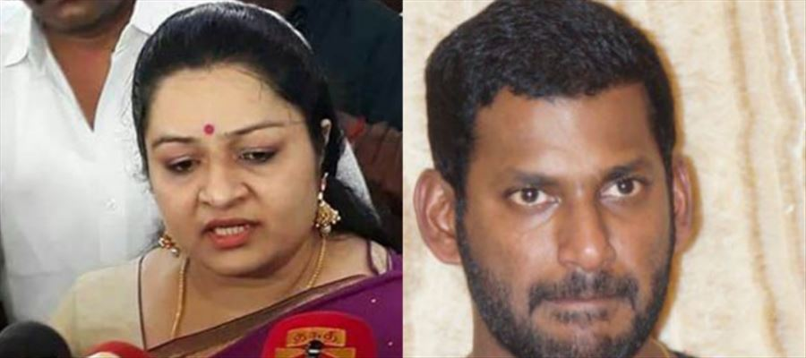 RK Nagar bypoll Elections - Jayalalitha Niece Deepa and Actor Vishal nomination Rejected!