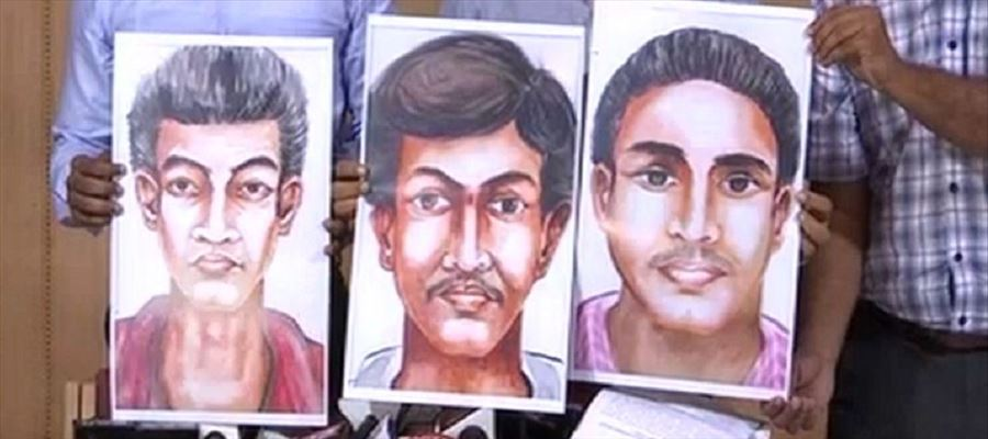 Images of suspected killers of Gauri Lankesh released by SIT