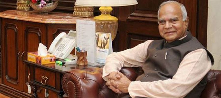 Banwarilal Purohit sworn in as New Governor of Tamilnadu