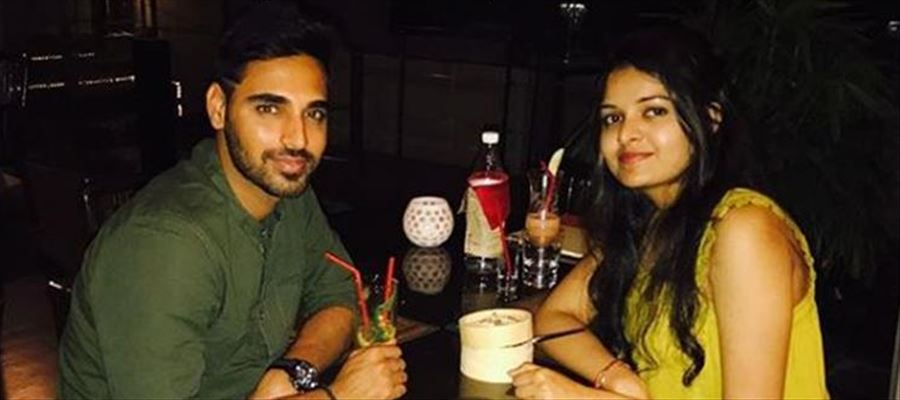Another Indian Cricketer been engaged to an Engineering Graduate