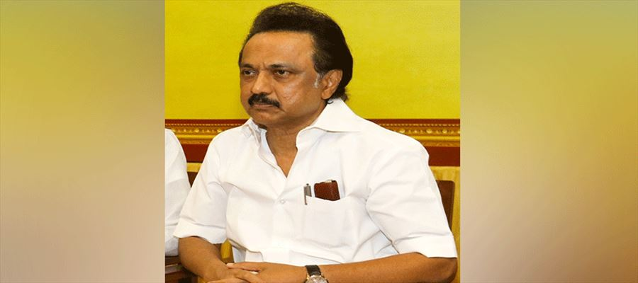MK Stalin urged thousands of party cadres to stay calm