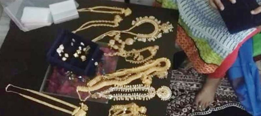 Rs. 5 Crore worth Assets seized from Excise Official