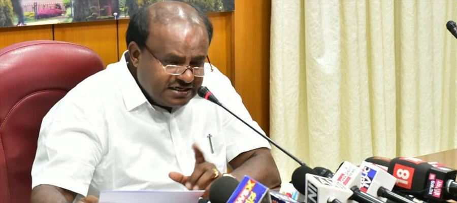 Karnataka CM HD Kumaraswamy cleared 14 names out of 19 given by Congress for appointments