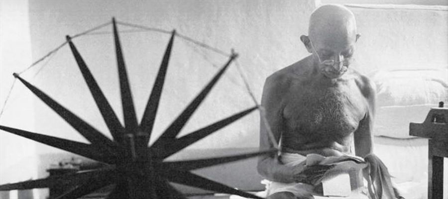 #GandhiJayanti #Gandhi150 - Non-Violence and Truth are Gandhiji's way of Life