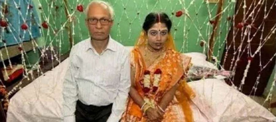 65-Year-Old Father-In-Law Marries 21-Year-Old Bride