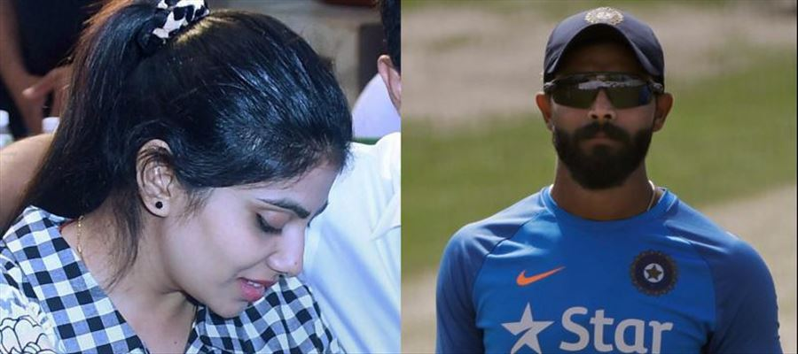 Police assaults and thrashes Jadeja's wife Reeva and pulls her hair after accident