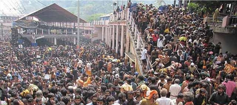 Sabarimala temple to be opened with more facilities for the devotees