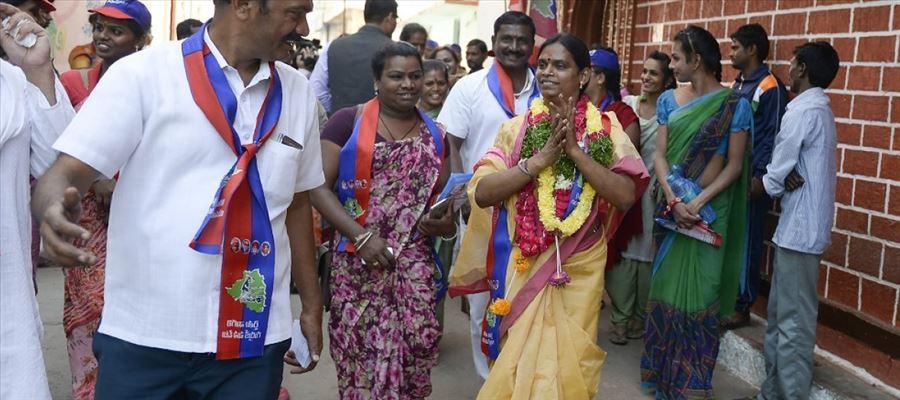 Telangana Transgender Candidate Chandramukhi Missing, Reappeared