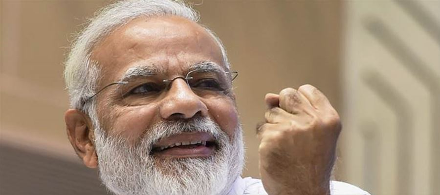 PM Modi claims mocked by Opposition, netizens